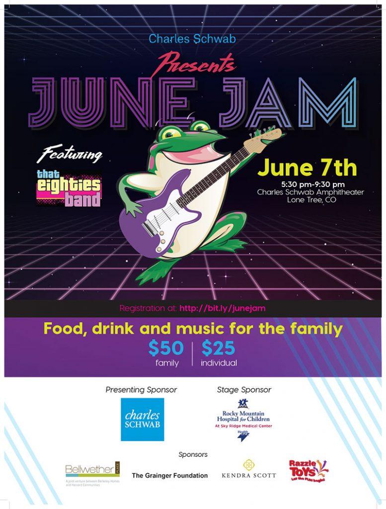 June Jam Poster 2018