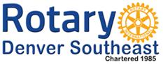 Rotary Denver Southeast Logo