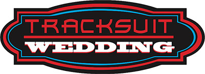 Tracksuit Wedding Logo