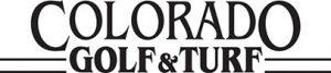 Colorado Golf & Turf logo