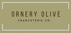 Ornery Olive Charcuterie Co Logo